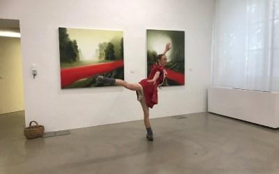 Zeitgenössischer Tanz ohne Schwellenangst