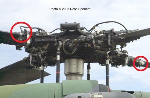 UH60 Main Rotor Head