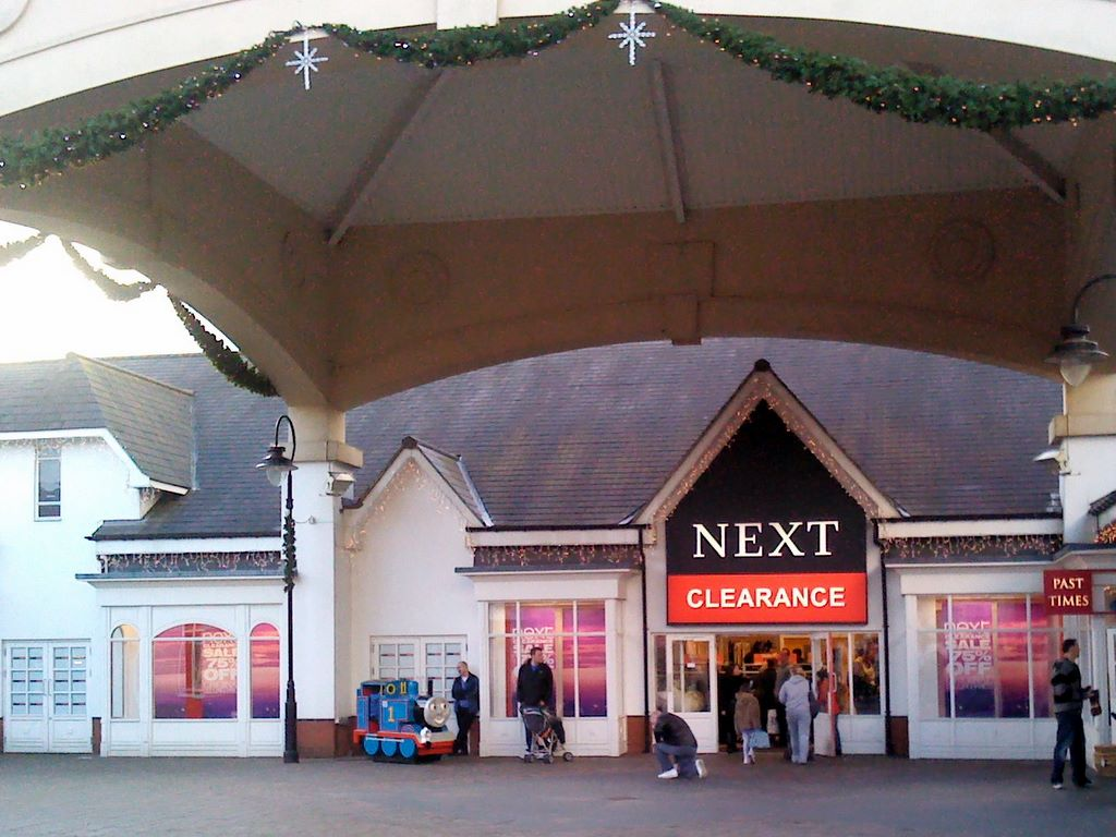 Save At Freeport Braintree Outlet Shopping Village Near London