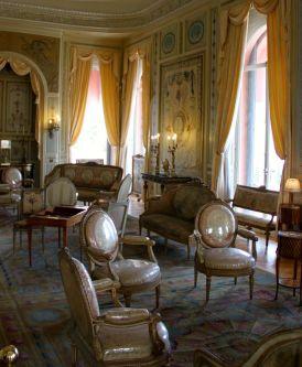 Ephrussi de Rothschild Villa Grand Salon