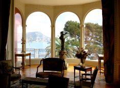 Grand views from the Villa Ephrussi de Rothschild