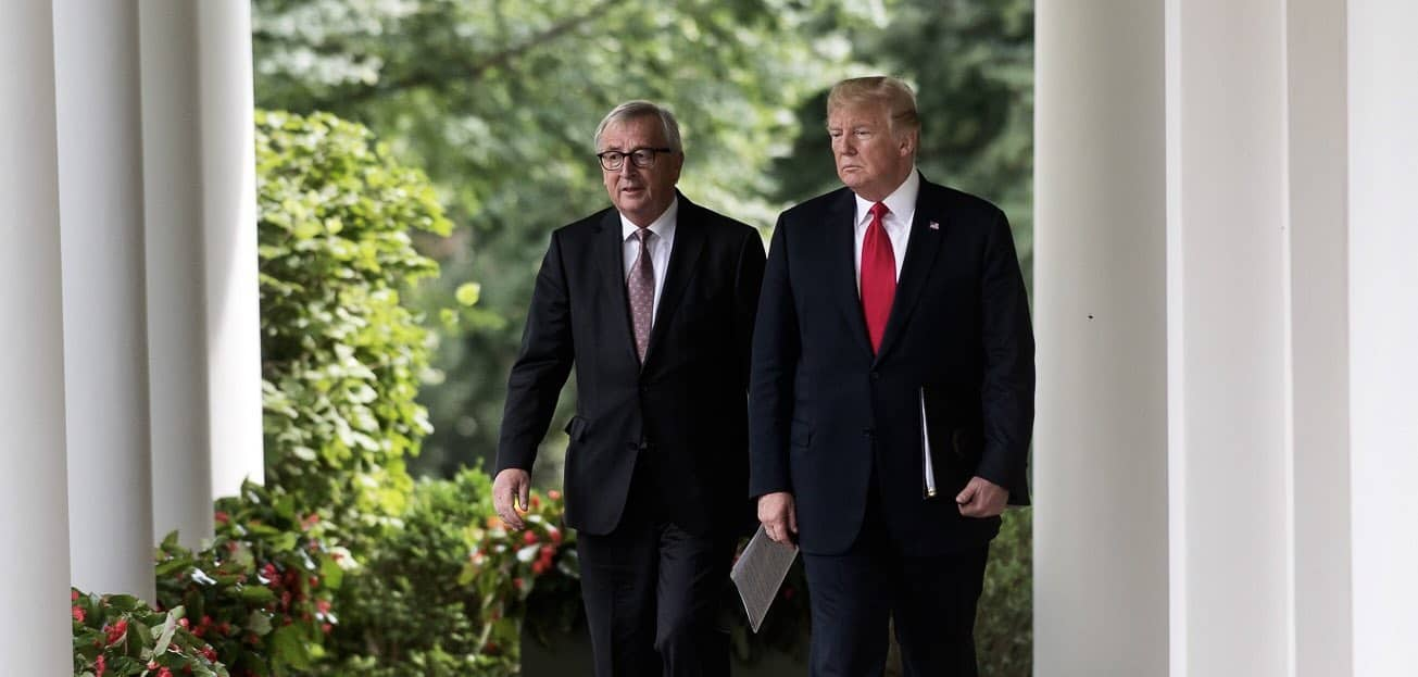 Germany Welcomes EU – US 'Détente', Stays Cautious after Trump – Juncker Meeting