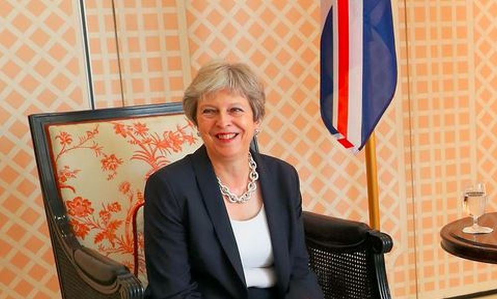 UK Leader May Vows No Compromises with Her Chequers Plan on Brexit