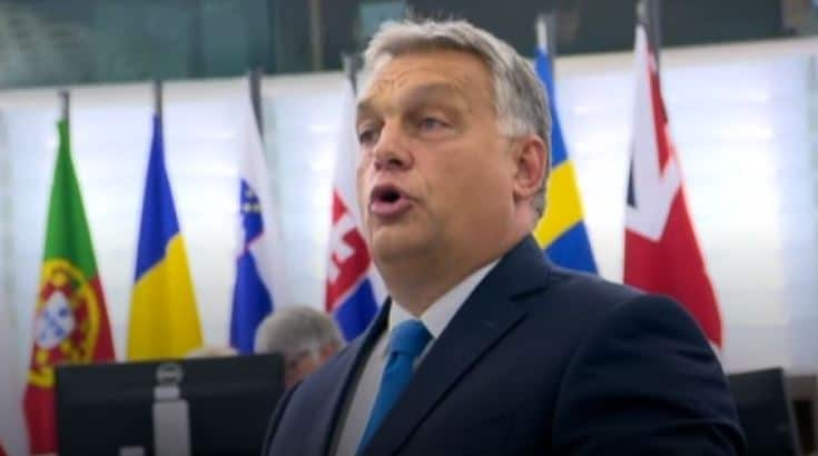 Orban Slams 'EU Blackmail' ahead of Vote to Punish Hungary for Violating Rule of Law