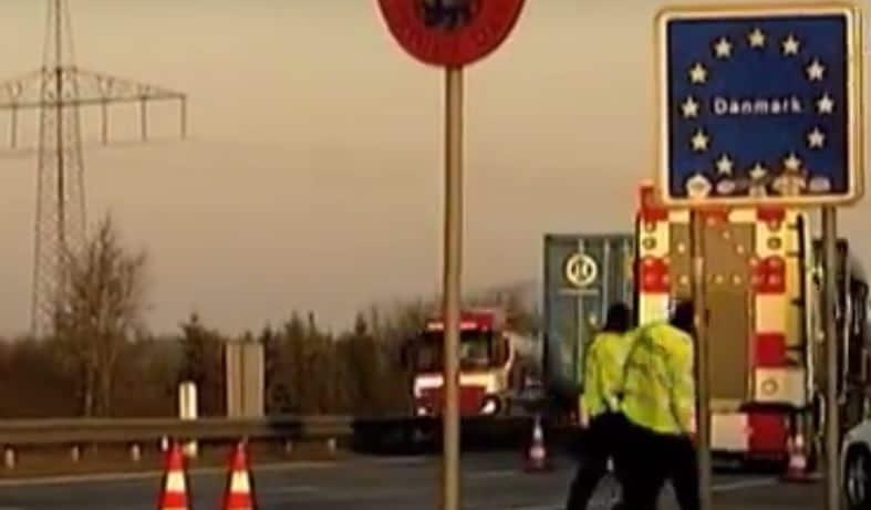 Denmark Extends Temporary Controls on German Border over 'Terrorism'