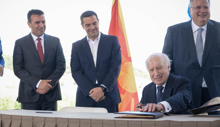 EU, NATO, UN Cheer Greece's Ratification of 'North Macedonia' Name Deal