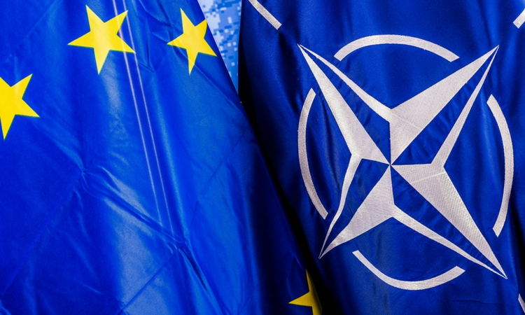 Resolve the EU – NATO Discrepancy: Make the EU Collective Member of NATO!
