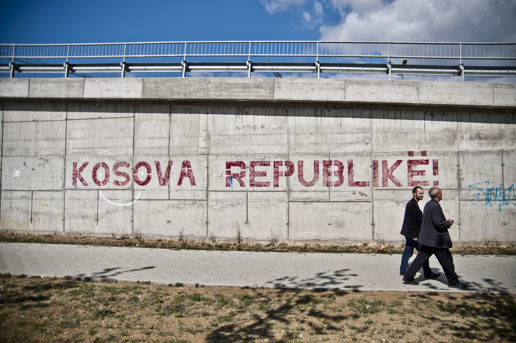 Healing the scars left by the Kosovo War