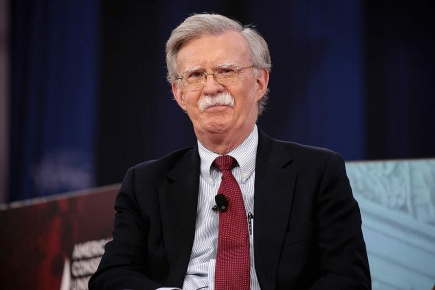 John Bolton Says Trump Eager for Trade Deal With Post-Brexit Britain
