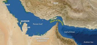 Image result for strait of hormuz