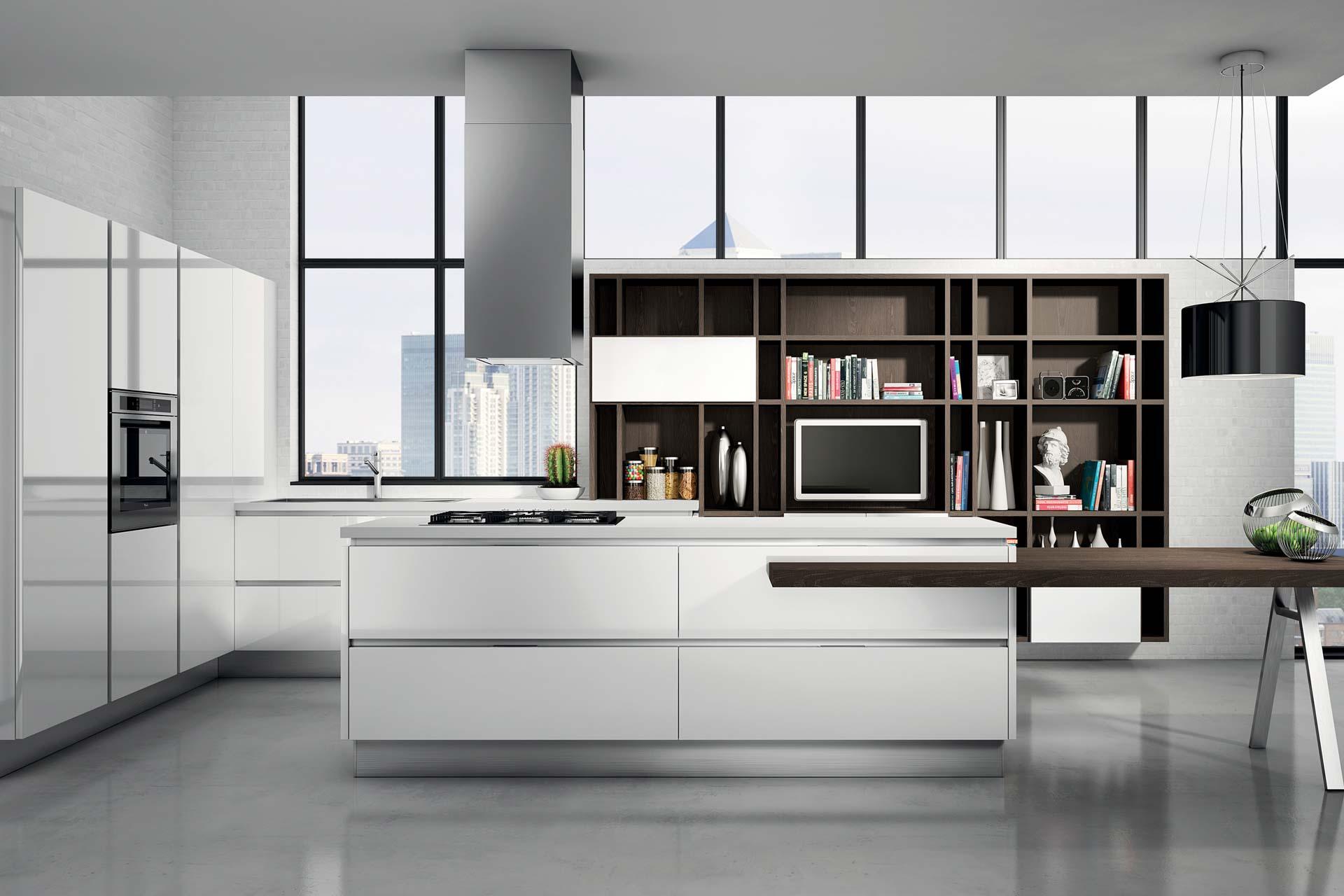 Living Room Storage Cabinets Bella European Cabinets