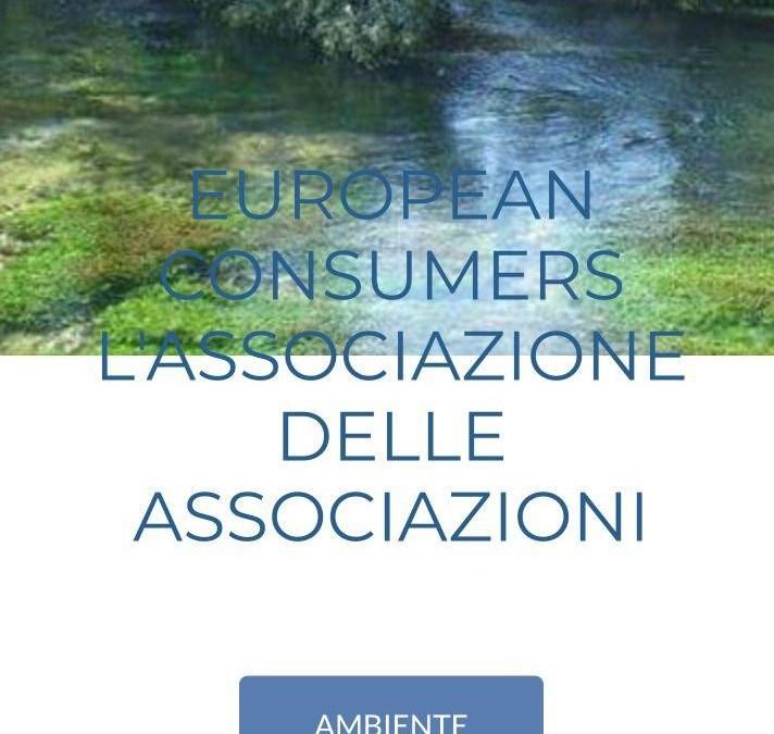 L'Associazione European Consumers lancia la campagna di tesseramento 2019