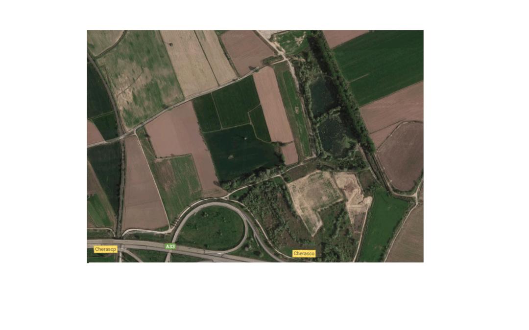 Ennesima distruzione di aree umide protette a favore di interessi privati a Cherasco (Provincia di Cuneo)