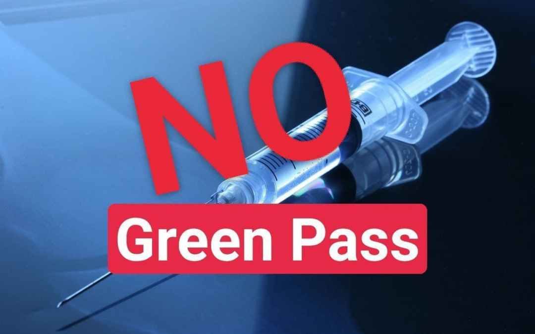 European Consumers contro il Green Pass: ennesima violazione dei diritti umani e delle libertà individuali