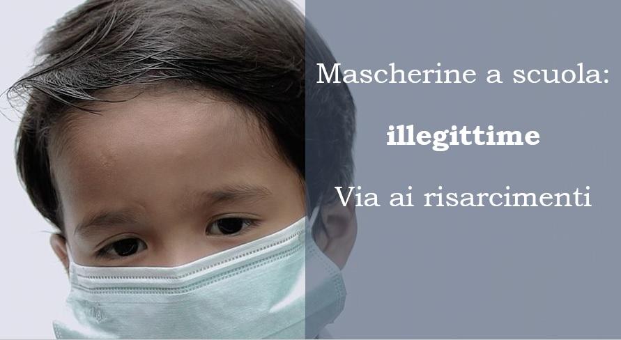 Vittoria schiacciante degli Avv. Scifo e Corrias: illegittimi i DPCM sulle mascherine a scuola