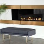 Modern Fireplace Surrounds Top Design Ideas And Inspiration