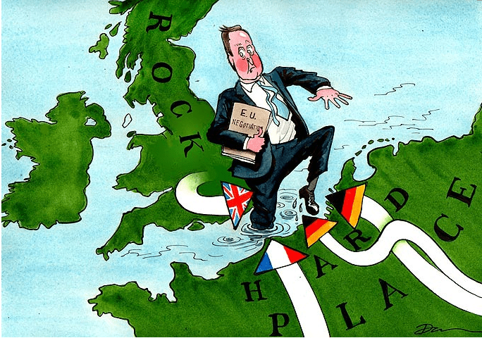 Britain in Europe: An Amputation, Prosthetic Limb or a Benign Island?