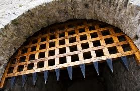 Between a Portcullis and the Guillotine