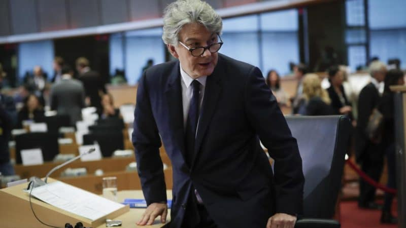 La Commission européenne a indiqué vouloir surmonter les divisions entre états membres sur les questions de protection de la vie privée