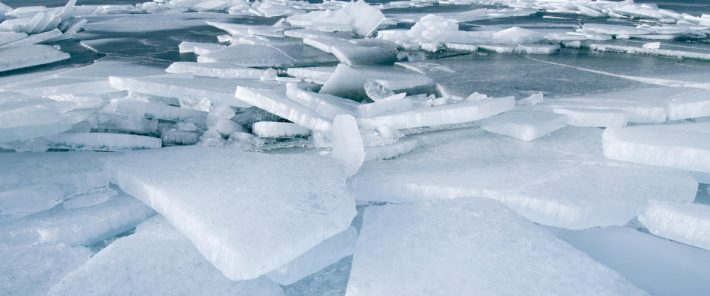 Ice sheets in Antarctica may be melting six times faster than in the 1980s