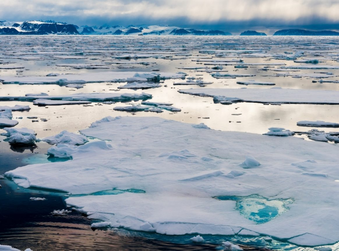 New global agreement has banned fishing in much of the Arctic Ocean