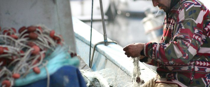 Fishermen caught in Adriatic border dispute