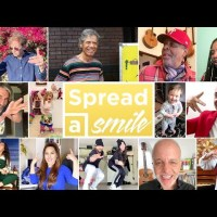Over 10 million views of Spread a Smile - Scientology artists