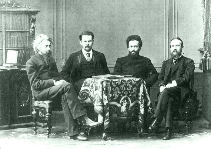 Views on socio-political construction of Vladimir Solovyov and his followers