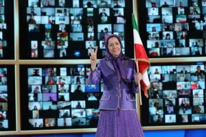 July 12, 2021 - Maryam Rajavi: Raisi must be prosecuted for genocide and crimes against humanity during the 1988 massacre and the massacres before and after that.