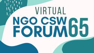 Logo -- csw forum 65