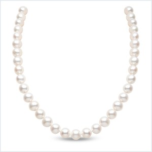 Euro Pearls 10mm Freshwater Pearl Necklace