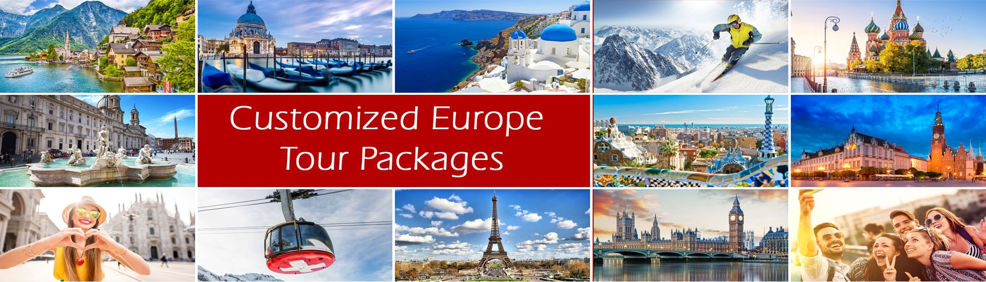 European Tour Holiday Packages
