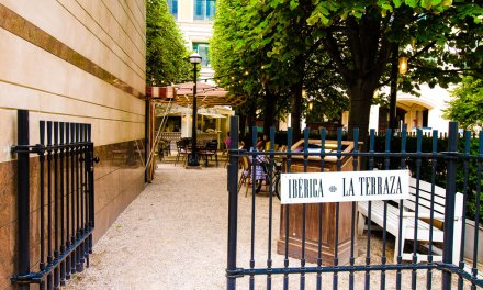 Ibérica la Terraza Canary Wharf Review