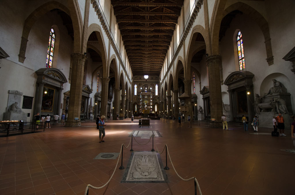 Santa Croce Full Interior