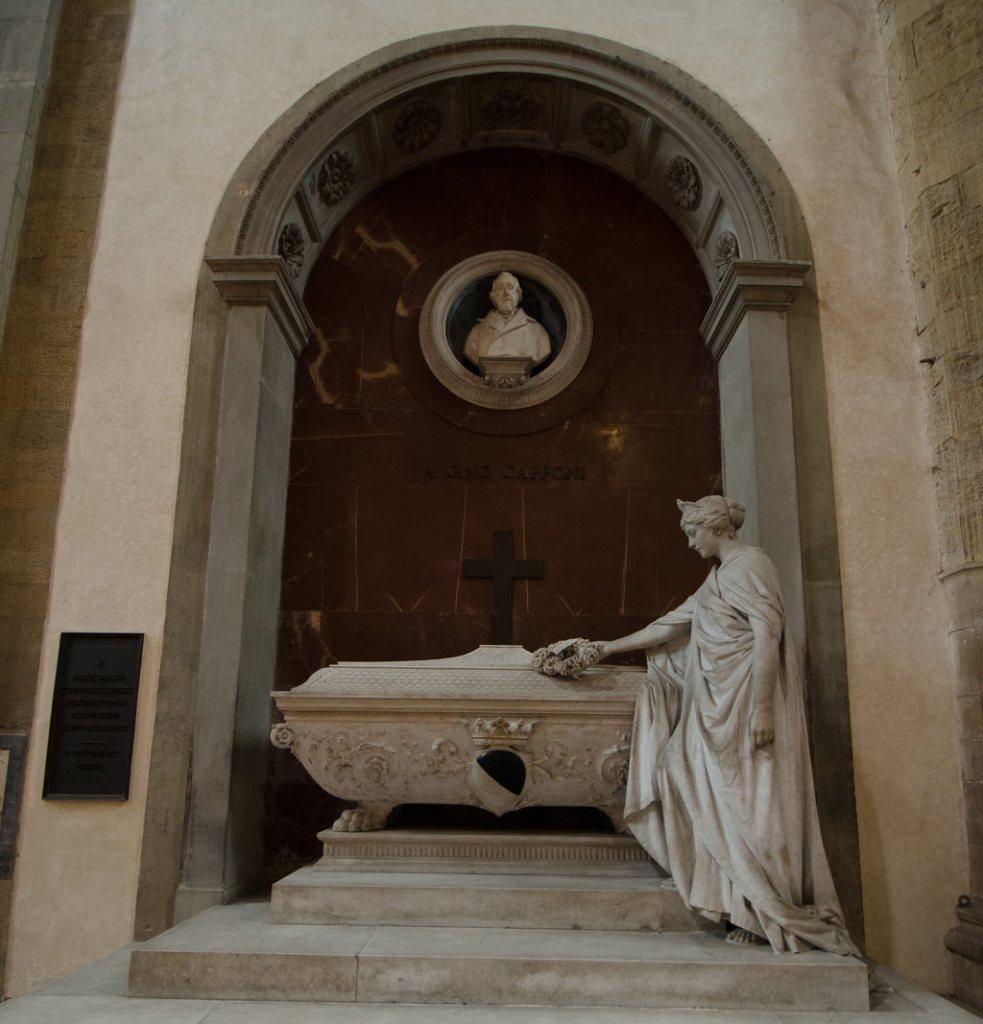 Gino Capponi's Tomb