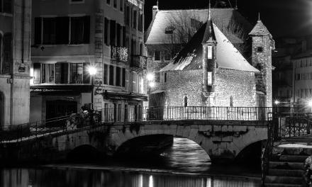 Annecy In The Snow
