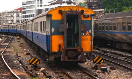 Bangkok to Ko Pha Ngan – A (3rd Class) Rail Adventure