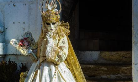Alpine Masquerade: The Venetian Carnival in Annecy
