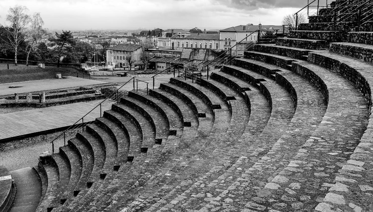 Grand Roman Theatre of Lyon
