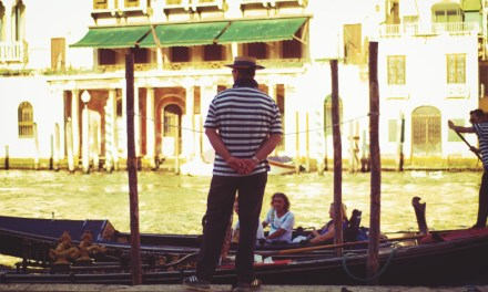 The Gondoliers of Venice