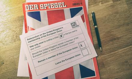 I voted To Remain
