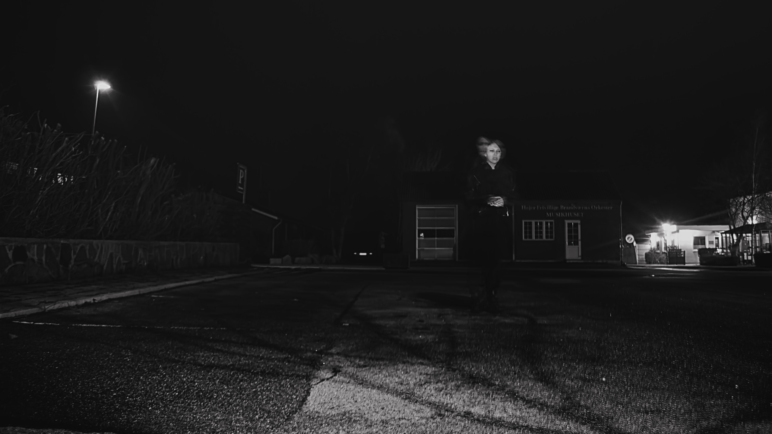 A Night Alone in Højer Denmark