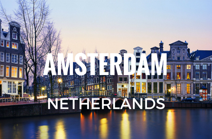 Amsterdam - Top 10 best cities to work in