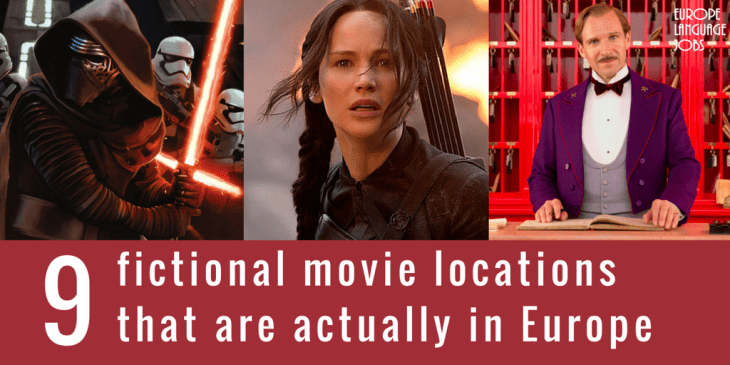 9 fictional movie locations that are actually in Europe