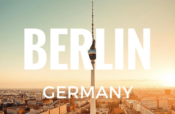 Berlin - Top 10 best cities to worki in