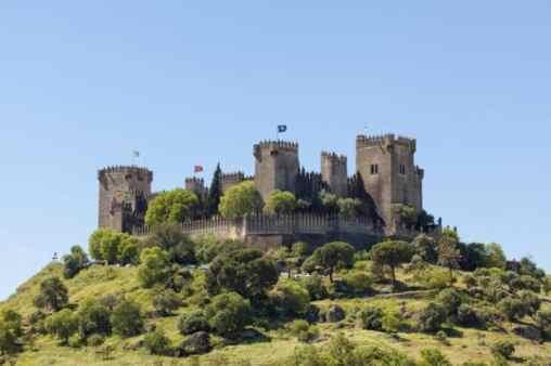 Almodóvar del Río Castle, in Andalusian region of Córdoba, is hostin Tyrells' House of Highgarden