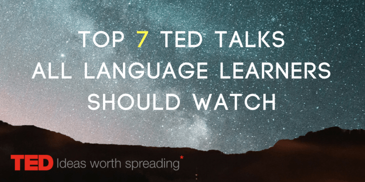 top-7-ted-talks-all-language-learners-should-watch