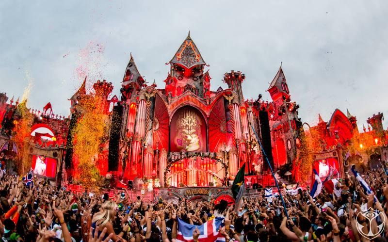 Tomorrowland Belgium summer festival