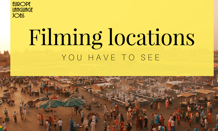 Filming locations you have to see