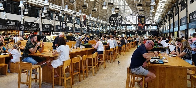 The Best Destinations for Food Vacations lisbon